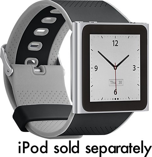 Belkin FlexWear for Ipod Nano (6th generation) - Wear Your Ipod Nano Like a Watch чехол для ipod nano 3g