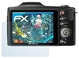 3 x atFoliX Olympus SZ-14 Screen Protector - FX-Clear crystal clear