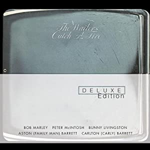 "Cover of ""Catch A Fire (Deluxe Edition)"""