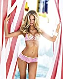 Bombshell Erin Heatherton Bra A3 (297x420mm) Repositionable Peel & Stick Poster FS551