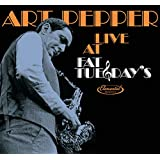 Live at Fat Tuesday's  - Deluxe Digipack 40p booklet
