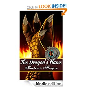The Dragon's Flame (The Chronicles of Terah # 2)