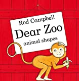 Rod Campbell Dear Zoo Animal Shapes