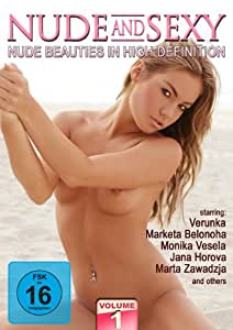 NUDE and SEXY - Nude Beauties In High Definition Vol. 1