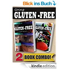 Gluten-Free Freezer Recipes and Gluten-Free Greek Recipes: 2 Book Combo (Going Gluten-Free) (English Edition)