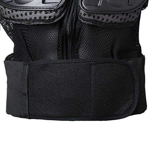 Motorcycle Motocross Racing Accessories Full Enduro Body Armor Spine Chest Protective Gear Off Road Protector Jacket For Harley Davidson Road King Custom Classic brand new motorcycle armor protector motocross off road chest body armour protection jacket vest clothing protective gear p14