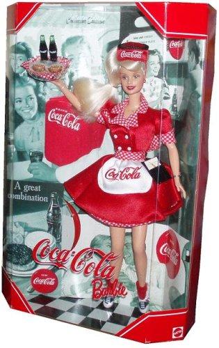 Barbie Collector # 22831 Coca Cola Waitress günstig