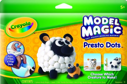 Crayola Model Magic Presto Dots Sheep Pack