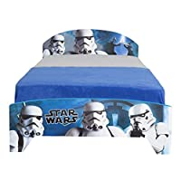 Star Wars Stormtrooper Single Bed by HelloHome, blue