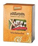 Naturata Bio Würfelzucker aus Rohrohrzucker