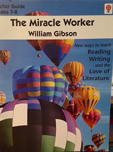 a brief summary of the miracle worker by william gibson Downloading pdf miracle worker study guide act one answers complete summary of william gibson's the miracle miracle worker study guide the miracle worker.