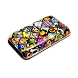 DeinPhone Comic Style Hardcase Cover Bumper for Sony Xperia Tipo ST21i