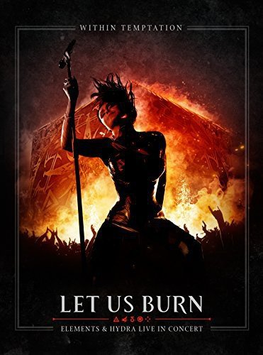 Let Us Burn (Elements & Hydra Live In Concert)  [Blu-Ray+ 2CD]