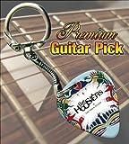 Hoosiers Trick To Life Premium Guitar Pick Keyring