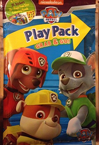 Paw Patrol Grab and Go