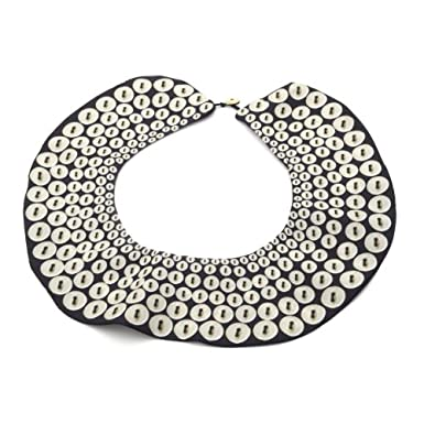 Pearly Queen of Soho Silk Collar||RF10F