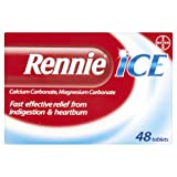Rennie Ice Indigestion Relief Tablets 48
