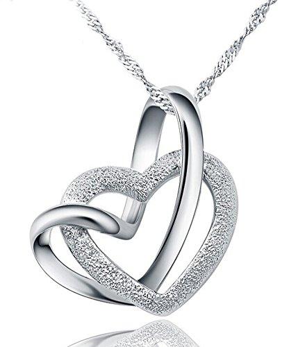 Womens 925 Sterling Silver A Lifetime Loving
