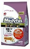 メディファス 体重ケア 7歳から 高齢猫用 チキン&フィッシュ味 1.4kg