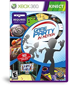 Game Party: In Motion - Xbox 360 Standard Edition
