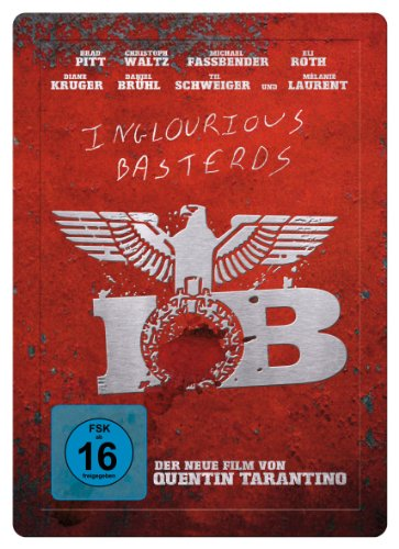 Inglourious Basterds (Steelbook) [Limited Edition]