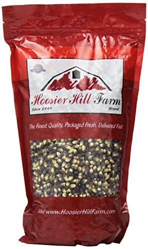 Hoosier Hill Farm Gourmet Popcorn, Persian Blue, 3 Pound (Persian Blue Popcorn compare prices)