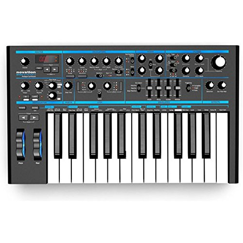 Cheap Novation Bass Station II Analog Mono-Synth