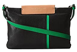 Marc by Marc Jacobs Women\'s Round the Way Girl Colorblock Percy Bag, Black Multi, One Size