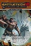 BattleTech 28: Die Kanonen von Thunde...