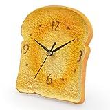 toast clock 食パン時計 置き時計 掛け時計 食品サンプル