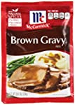 McCormick Brown Gravy Mix, 0.87 oz.