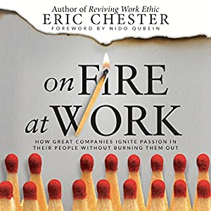 On Fire at Work Audiobook