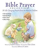 Bible Prayer Collection: 30 Life-Changing Prayers from the Bible for Children with CD (Audio)