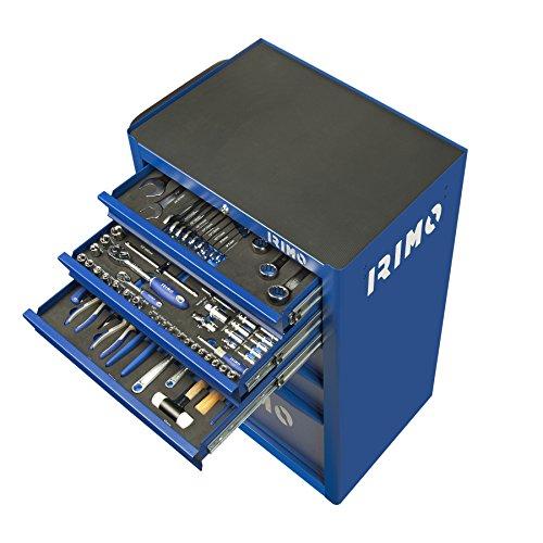 IRIMO Werkstattwagen mit Werkzeugsortiment
