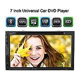 KKmoon MP-1269 7 Zoll 2 Din Multimedia Autoradio DVD Player