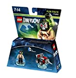 Cheapest LEGO Dimensions Bane Fun Pack on PlayStation 2