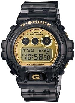 [カシオ]Casio 腕時計 G-SHOCK グレー・スケルトン DW-6900FG-8JF メンズ