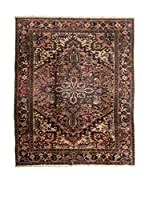 CarpeTrade Alfombra Persian Heritz (Marrón/Multicolor)