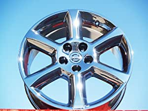 Nissan Maxima: Set of 4 genuine factory 18inch chrome wheels