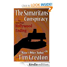 The Santa Shop's Hollywood Ending (The Samaritans Conspiracy)