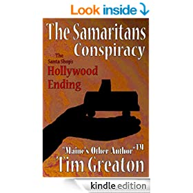 The Santa Shop's Hollywood Ending (The Samaritans Conspiracy)