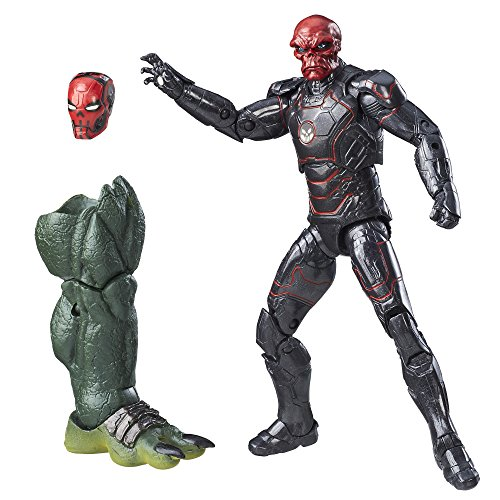 Marvel 6-Inch Legends Series Iron Skull (Abomination Figure compare prices)