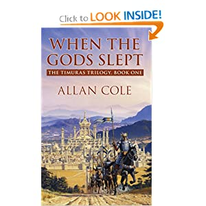 When the Gods Slept  Timuras Trilogy, Book 1