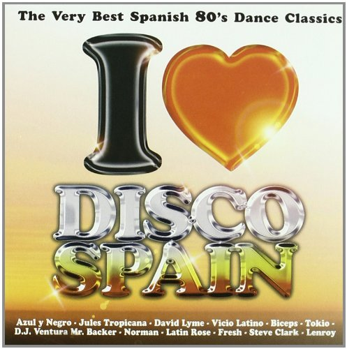 I LOVE DISCO SPAIN VOL.1