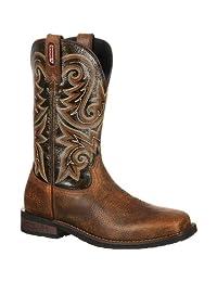 """Rocky Men's 12"""" Ultra Flexible Trail Bend Western Boot-RKW0128"""