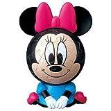 3D球体パズル ビッグフェイスミニ ディズニー 60ラージピース ミニーマウス (直径約7.6cm)