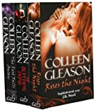 Colleen Gleason Colleen Gleason Collection 3 Books Set Pack RRP: £ 20.97 (Rises the Night, The Bleeding Duck, The Rest Falls Away) (Colleen Gleason Collection)