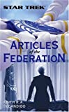 Articles of the Federation (Star Trek (Unnumbered Paperback))