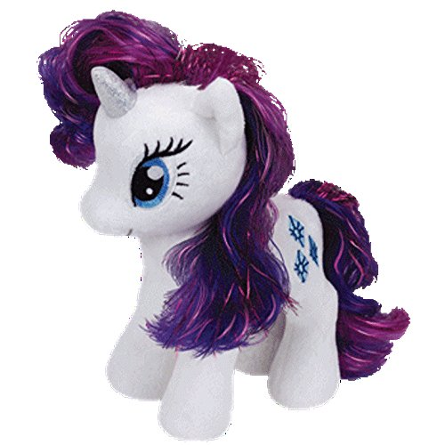 TY Beanie Babies - Rarity with Glitter Hair - 1