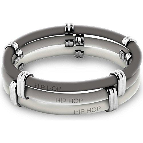 Bracciale BREIL HIP HOP Loops CLOUD GRAY Donna - hj0174